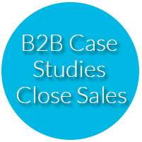B2B Case Study Writer Logo